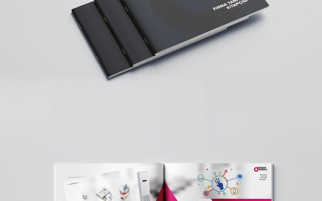 Derin Enerji Firma Tanıtım Kitapçığı